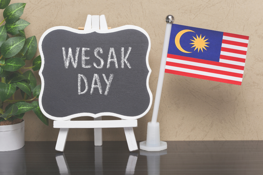 What is Wesak Days in Malaysia?